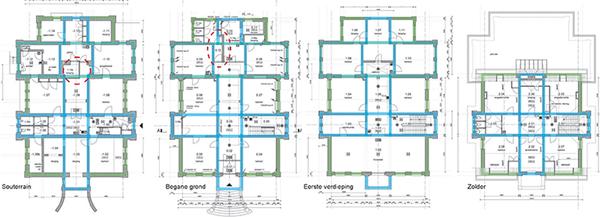 Raadhuis Brunssum analyse 1