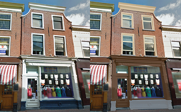 Haarlemmerstraat 206_voor en na
